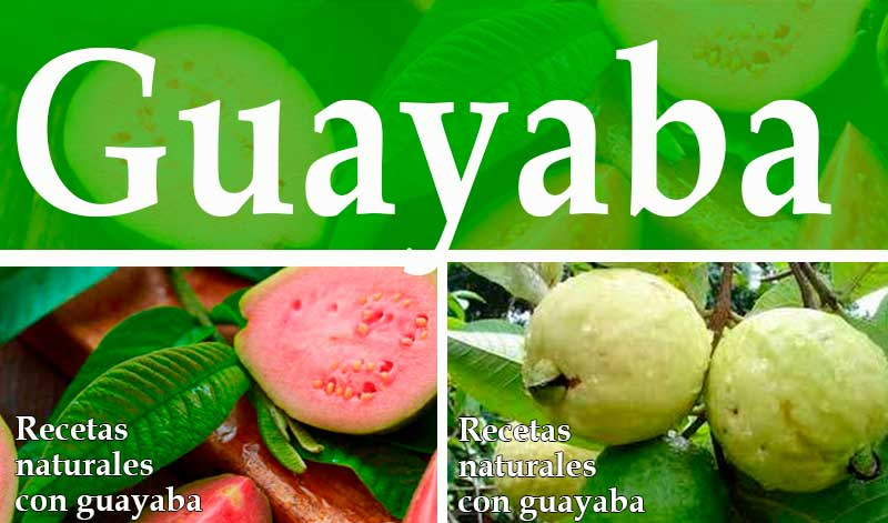 Guayaba para desinflamar