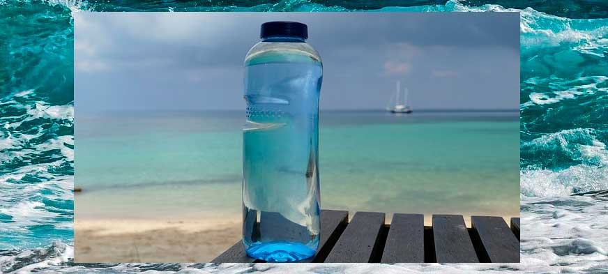 Tomar-agua-de-mar