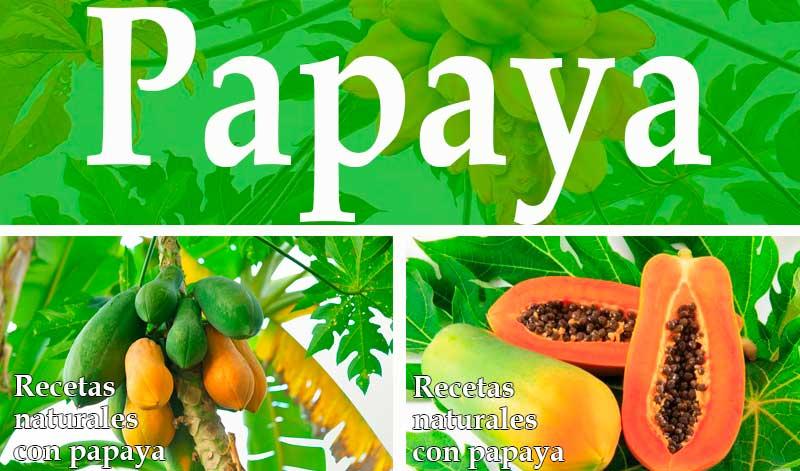 Papaya para problemas hepáticos