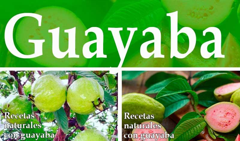 Guayaba para los nervios