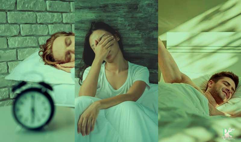 Cómo dormir bien?